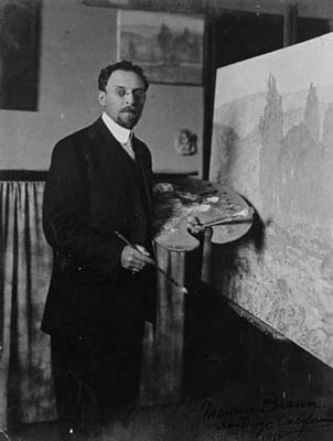Maurice Braun