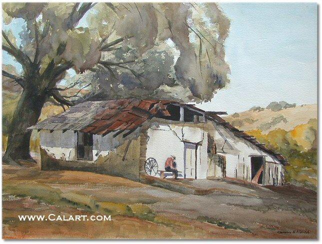 Clarence Aldrich