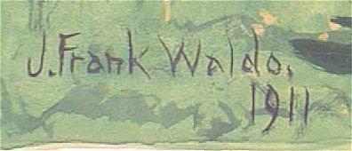 John Franklin Waldo