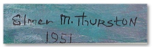 Elmer Thurston