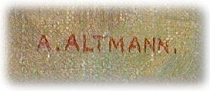 Aaron Altmann